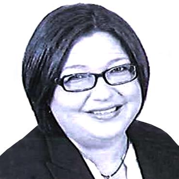 Ms. Liza Ramirez de Arellano Oliver
